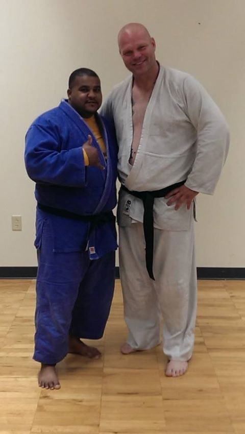 Congrats to Will Cook on his promotion to Shodan in Judo